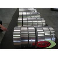 11 / 18 Micron Aluminium Foil Roll Jumbo Alfoil For Household Packing Manufactures
