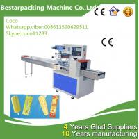Quality Ice cream wrapping machine for sale