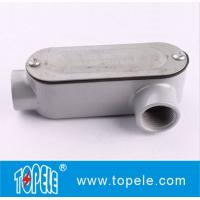 Aluminum LL Type Rigid Conduit Body For IMC / 4 Inch Rigid  Fitting UL Listed Manufactures