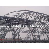 Painting Structural Industrial Steel Buildings for Steel Workshop, Warehouse And Storage Manufactures