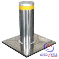 Semi - Auto Folding Down Hydraulic Road Blocker Anti - Rust Road Security Barriers Manufactures