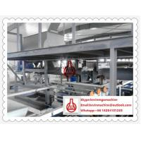 China 2000 SQM Capacity Fiber Cement Board Production Line for Heat Insulation Fire Fighting Sheets on sale