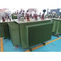 25 KV 3 Phase Power Oil Immersed Transformer Energy Efficient For Subway Manufactures
