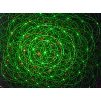 Quality Mini Laser Stage Light With R G Double Tunnel Mini-Laser And 8 Patterns Gobos S for sale