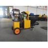 Diesel Motor Construction Machines Mortar Spraying Machine 6mpa Convey Pressure for sale