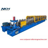 Quality C Section Roll Forming Machine , C Purlin Forming Machine For Building Material for sale