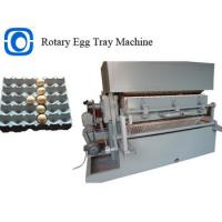Full Automatic Rotary Egg Tray Machine Production Line for Egg Tray Box or Carton Manufactures