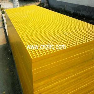 Fibreglass FRP Floor Grating and Grid Flooring Manufactures