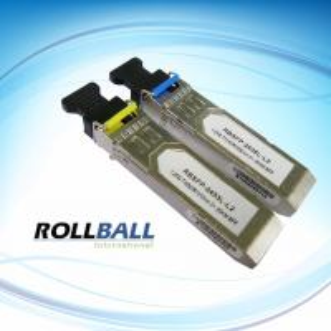 China 20km Transmission 1490NM DFB Laser, PIN Photodetector 1000BASE-BX SFP Transceiver Module on sale