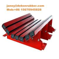 China Conveyor Impact Bed Impact Cradle Impact Pad for Loading Zone of Belt Conveyor in Mining Industry on sale