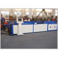 Single Head CNC Pipe Bending Machine Electric Control System For Brake Fuel Pipe Bending