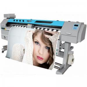 2018 Hot sale 1800mm Eco solvent printer inkjet printer for Flex Manufactures