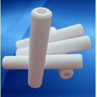 Quality small size heat resistant 95% alumina ceramic tube for sale