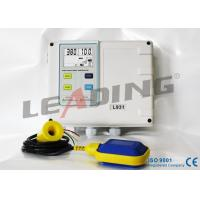 Three Phase Pump Control Panel Ac380v/50hz For Rainwater Reuse , Industrial Plants Manufactures