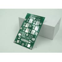 2W Green Solder Mask LED PCB Board Aluminum Based High Thermal Conductivity Manufactures
