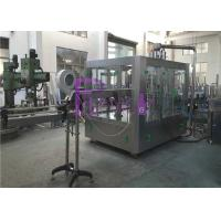 3-In-1 Washing Filling Capping Machine Manufactures