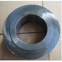 China Particle Tungsten Carbide Roll Rings Medium Coarse Material Apply To Hot Rolling Mill on sale