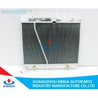 2004 All Aluminum Toyota Radiator for HIACE TRH200 214 219 AT OEM 16400 - 75480 Manufactures