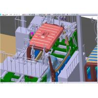 Vehicle Assembly Welding Line Design , Auto Parts Manufacturing Machines Manufactures