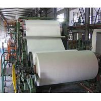 1760mm Toilet Paper Making Machine Manufactures