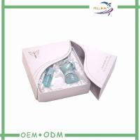 ODM / OEM Square Coated Paper Cosmetic Gift Box For handmade beauty Manufactures
