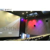 Cinema Dynamic 5D Movie Theater , 5D Cinema System for Family Manufactures