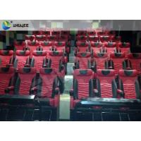 Cinema System 4D Movie Theater Environment Effect With Chair Effect Water / Air Spray Manufactures