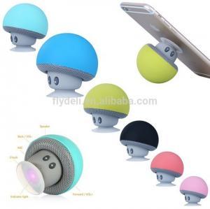 Mini Mushroom Wireless Blue tooth Speaker wireless Blue tooth Speakers Manufactures