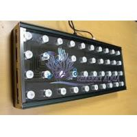 120W 400 * 212 * 62mm IP68 or IP44 Grade LED Aquarium Light CE & RoHS Approved Manufactures
