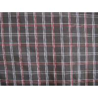 Polyester Check Fabric Manufactures