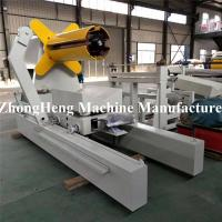 China Carbon Steel Coil Slitting Line Machine 11kw With PLC Control on sale