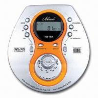 China Personal CD Player with Digital Readout AM/FM Receiver on sale