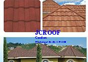 2017 new construction material  Bond Shingle tiles Corrugated Metal Roofing Sheets with installation guide