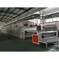 Gas Direct Heating Nonwoven Production Line / Fabric Making Machine High Speed Manufactures