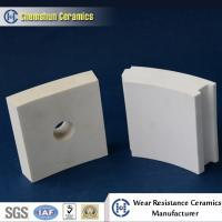 Chemshun Alumina Ceramic Tile Sheet with Excellent Wear Resistance Manufactures