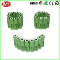 China CGR18650CG Cylinder Lithium ion 18650 Li ion 2200mah Li-ion Battery Cell 3.7V Rechargeable Battery on sale