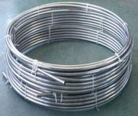 SGS 0.3-1.0mm Thickness Stainless Steel Coil Tubing for heat exchanger Manufactures
