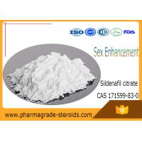 China Sex Enhancing Drugs Sildenafil citrate CAS 171599-83-0 for Sex Enhancement on sale