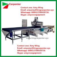 Auto uploading/ downloading line machine for cabinets working or furniture working Manufactures