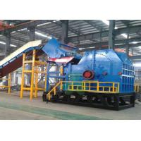 Large Size Hammer Crusher Machine , Scrap Metal Recycling Equipment Low Noise Manufactures