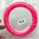3D printer pen filament 3D pen wire 3D pen material colorful PLA 20bags/carton,20color Manufactures