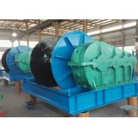 cargo lifting and pulling horizontal electric wire rope winch machine Manufactures