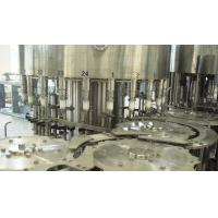 24 heads RO, pure automatic water bottling filling machines, liquid filler machinery Manufactures