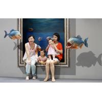 hot sale 3d animal oil painting effective painting Manufactures