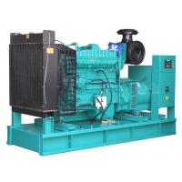 350kva / 280kw Cummins Engine Diesel Generator With Electric Starting Manufactures