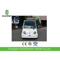 48V 4KW Mini 4 Seater Electric Car For Park City Walking Street Manufactures