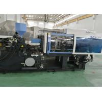 128 Ton Plastic Goods Making Machine , Plastic Chair Injection Moulding Machine Manufactures