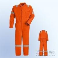 China Cotton 100% Flame Retardant Fabric Proban Technology for firefighter uniform on sale