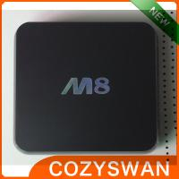 M8 AMLogic S802 2+8GB Quad Core Android TV Box XBMC for home Manufactures