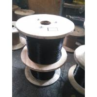 Sell coated wire rope 7x19/6x19+IWS Manufactures